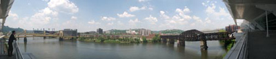 NCECA Conference - Pittsburgh Panorama